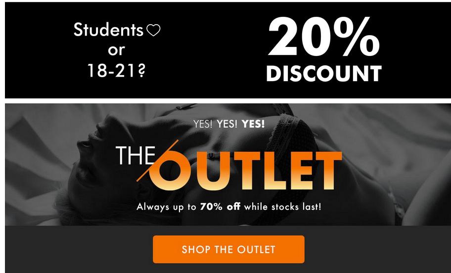 Ann Summers Website Discount Offers